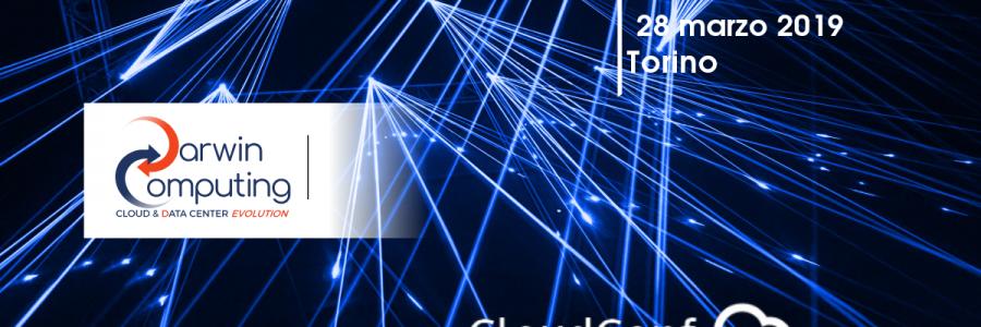 CloudConf 2019: Darwin Computing Main Sponsor