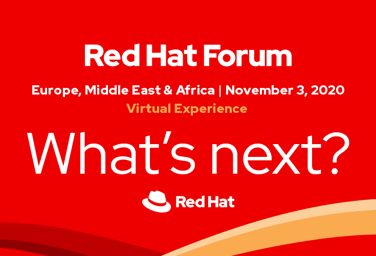 L' Open Source Day si trasforma in Red Hat Forum